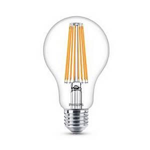 Lampadina led Philips goccia E27 luce calda 100 W