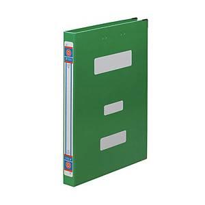 문화 F131 PP 스프링 파일 A4 녹색 5매