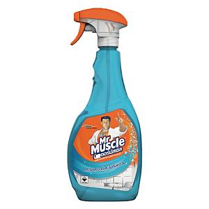 MR MUSCLE GLASS AND SURFACE CLEANER WITH SPAY NOZZLE 520 MILLILITRES