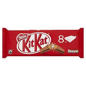 Kit Kat Chocolate Bar 4-Finger - Pack Of 8