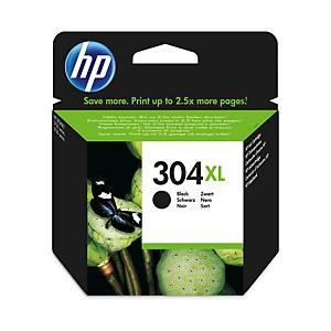 Tinteiro HP 304XL - N9K08AE - preto