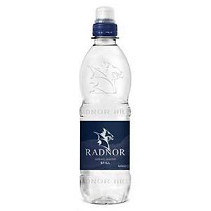 Radnor Hills 201037 Still Water 50Cl - Pack of 24