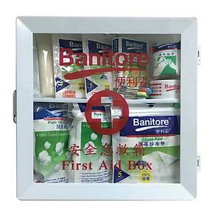 Banitore 便利妥 急救箱連所需急救用品 - 10-49人適用
