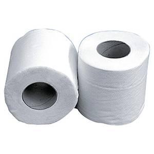 Papier toilette économique - 2 plis - 24 rouleaux