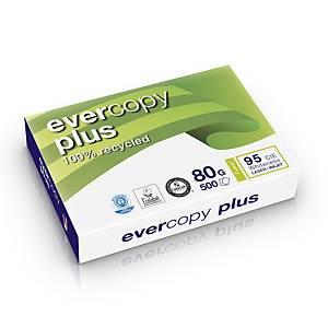 Papier EVERCOPY+ ekologiczny A4, 500 arkuszy