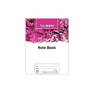 Uni A4 Exercise Book - 160 Pages