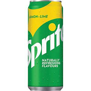 Sprite can 33cl - pack of 24