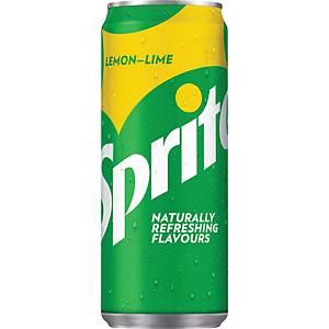 Soda Sprite, le paquet de 24 canettes de 33 cl