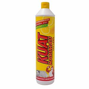 Kuat Harimau Lemon Dish Washing Liquid 900ml
