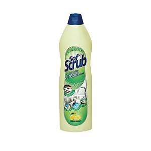 Soft Scrub Lemon Cream Cleanser 500ml