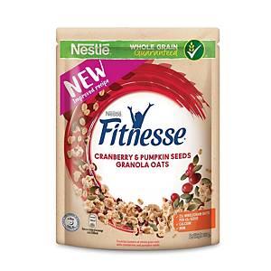 Nestle Fitnesse Granola Oats Cranberry & Pumpkin Seeds 300g