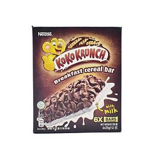 Nestle Koko Krunch Cereal Bar 25g - Box of 6