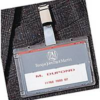 Security pass holder 86x54mm
