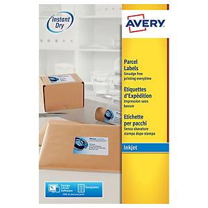 Etichette per indirizzi/pacchi Avery J8169 l139 x h99,2 mm bianco - conf. 160