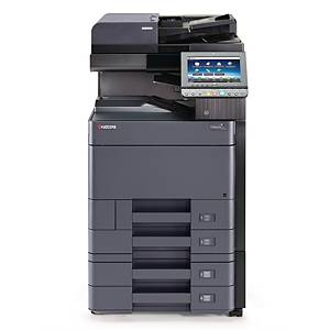 LPS KYOCERA TASKALFA 2552CI STARTER KIT PRINTER