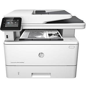 Printer HP Pro MFP M426fdw, Blattformat A4, Laser schwarz/weiss