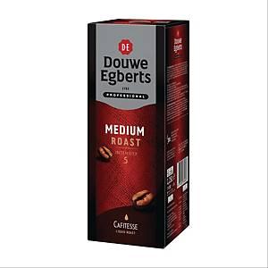 Kaffe ekstrakt De Cafitesse D.E Medium Roast 1,25 L karton a 2 stk