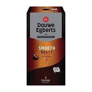 Kaffe ekstrakt De Cafitesse D.E Smooth Roast 2 L karton a 2 stk