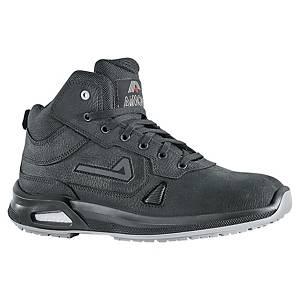Chaussures de sécurité montantes Aimont Cobalt S3 - noires - pointure 46