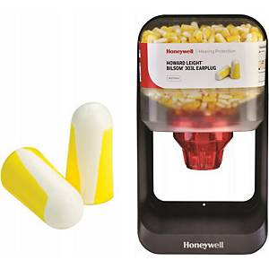 HOWARD HL400 EARPLUG DISPENSER - WITH PACK OF 400 303L EARPLUGS