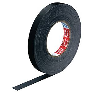 Tesa® Extra Power zwarte tape, B 19 mm x L 50 m