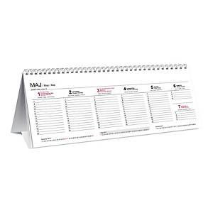 Kalendarz na 2020 CRUX, stojący, poziomy
