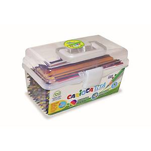 Carioca® Tita kleurpotloden, doos van 120 potloden