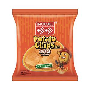 Jack N Jill Potato Chip BBQ 20g