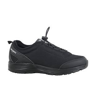 Chaussures de sécurité femme Oxypas Maud, type OB, noires, pointure 38, la paire