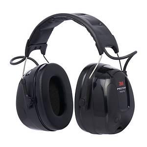Casque anti-bruit serre-tête active 3M™ Peltor Protac™ III, SNR 32 dB, noires