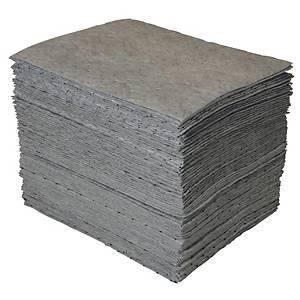 Chiffons absorbants Brady SPC GP100-M, la boîte de 100 feuilles