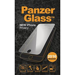 Beskyttelsesglas PanzerGlass, iPhone 6/6S/7/8, privacy