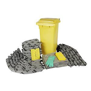 Brady SPC SKA-120 mobiele container kit, per stuk