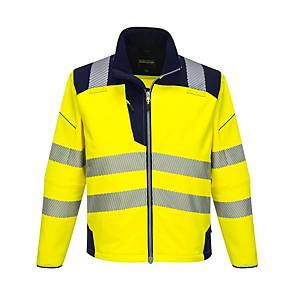 Portwest PW3 T402 Hi-Vis softshell - Yellow - Size M
