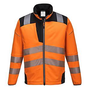 Portwest PW3 T402 Hi-Vis softshell - Orange - Size M