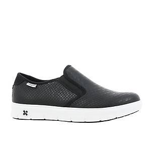 Oxypas Selina slip-on sneaker SRC Black - Size 39 - per pair
