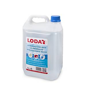 Loda deminiralized water - 5 liters
