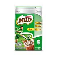 MILO 3IN1 CHOCOLATE MALT POWDER 930 GRAMS