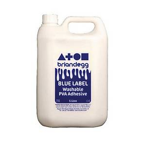 Blue Label PVA Glue 5L