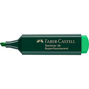 Light Textliner Faber-Castell Textliner 48, green