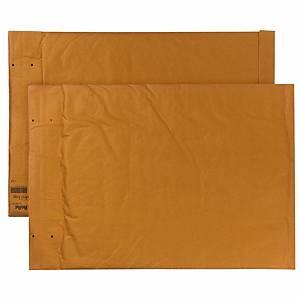 Jiffy-Versandtaschen Typ 7, Innenmaß: 340 x 470mm, 300g, braun