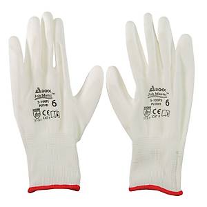 PAIR ABOOK 5-100PS GLOVES 6