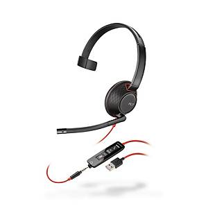 Headset Plantronics Blackwire C5210 a-mono