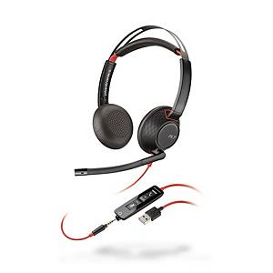 Headset Plantronics Blackwire C5220 a-duo