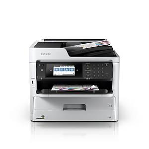 Multifunción de tinta Epson WorkForce WF-5710DW - 4 en 1 - color