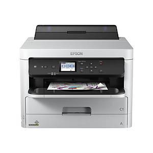 Imprimante jet d encre multifonction couleur Epson WF-C5210DW