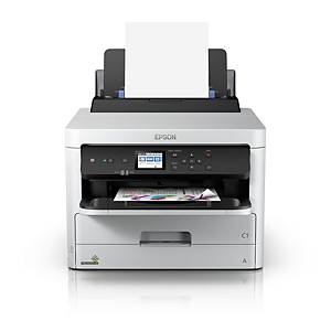 Impressora jato de tinta Epson WorkForce WF-5210DW - cor
