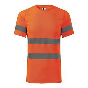 Koszulka RIMECK HV Protect 1V9, pomarańczowa, rozmiar XL