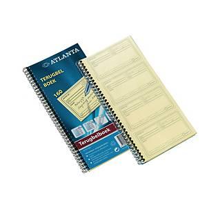 Jalema Atlanta 5707-020 terugbel notitieboek, Nederlands