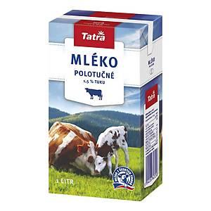 Tatra mléko 1,5%, 1 litr